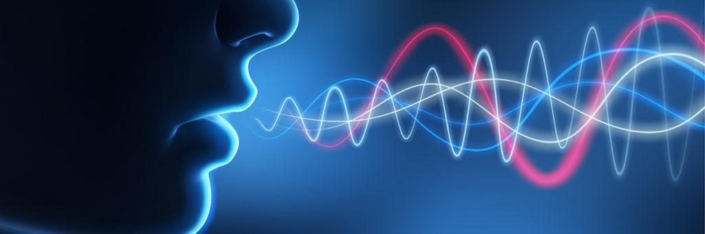 Sprache - Schall